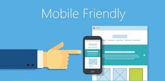 نسخه موبایل وب سایت و سازگار با تلفن همراه