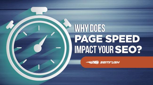 آیا سرعت وب سایت بهینه سازی موتورهای جستجو را تحت تاثیر قرار می دهد
