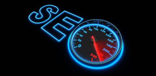 تاثیر سرعت وب سایت در سئو