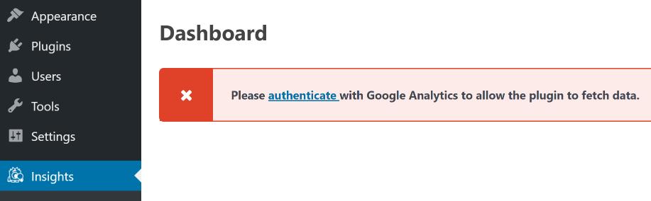 احراز هویت در گوگل آنالیتیکس