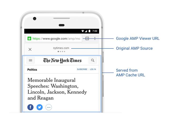 AMP چه تاثیری در رتبه سایت دارد؟