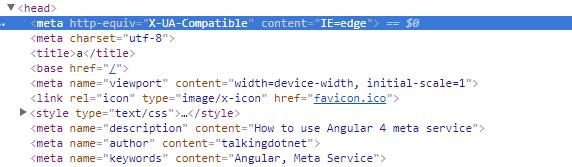 چگونه می توان متا تگ های وب سایت را پیدا کرد