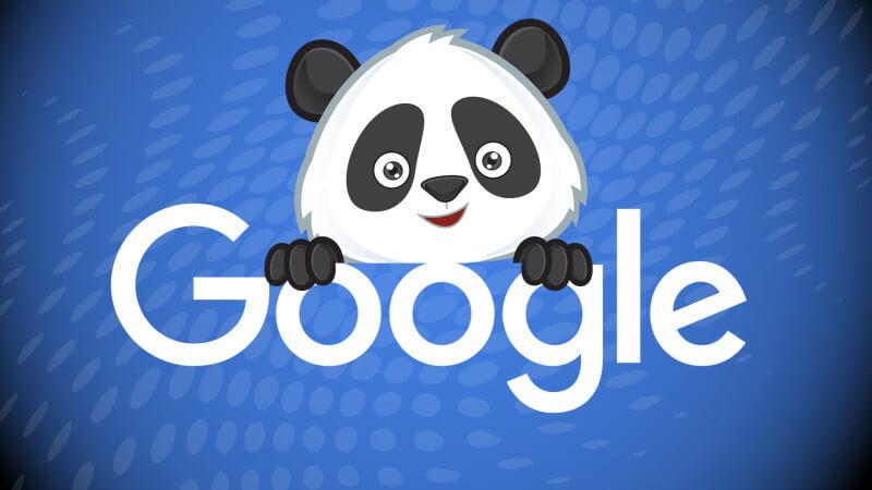 اگوریتم گوگل پاندا