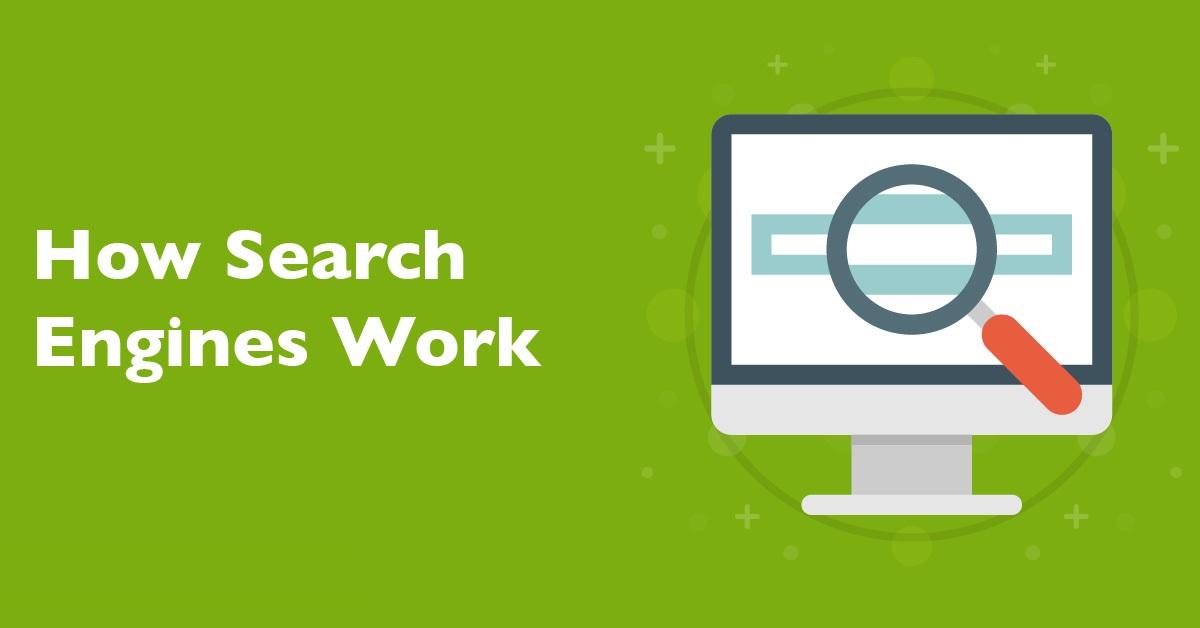 نحوه کار موتورهای جستجو