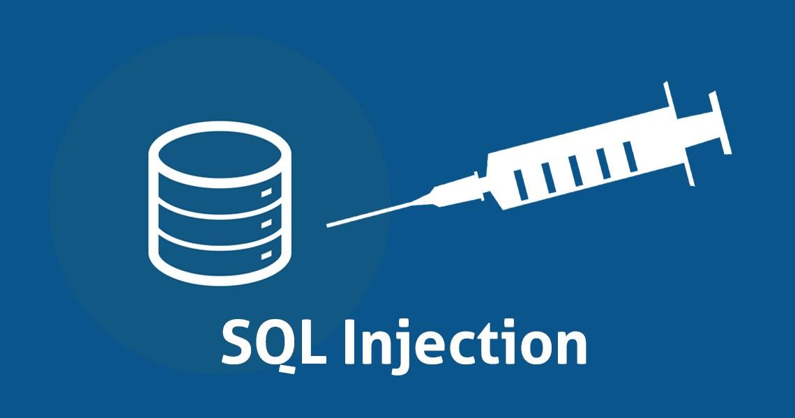 حملات تزریق SQL