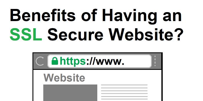مزایای استفاده از SSL