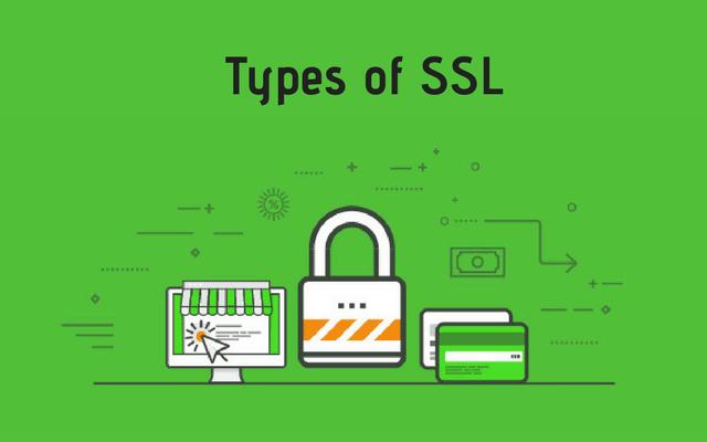 انواع SSL از نظر اعتبار